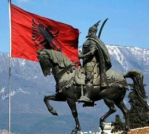 Tirana Albanien Albaner Thinking Day