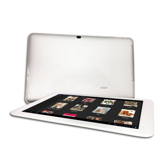 10.1 Inch Touch Screen Dual Camera Android 4.1 Jelly Bean Tablet PC 1.5GHz 16GB EPAD