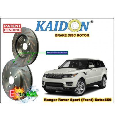 Range Rover Sport Brake Disc Rotor Kaidon Front Type Extra650 Spec Kaidon Wrc Friction Audi Bremsscheibe Rotor Us Range Rover Range Rover Sport Disc