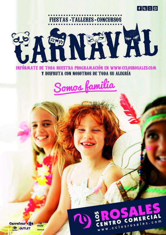 El mejor #Carnaval en Los Rosales!!!!