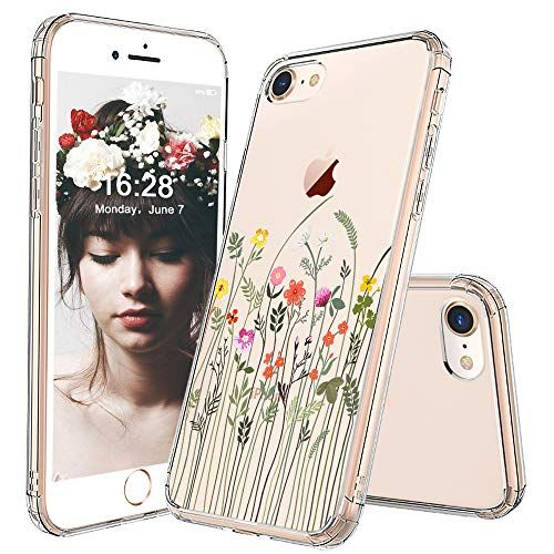 Mosnovo Iphone 8 Case Iphone 7 Case Wildflower Floral F Https Www Amazon Com Dp B07sbrgmff Ref Cm Sw R Pi Dp U X It Iphone Iphone 8 Cases Iphone 7 Cases