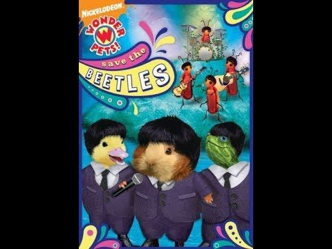 Opening To The Wonder Pets Save The Beatles 2008 Dvd Youtube Wonder Pets Pets Childrens Music