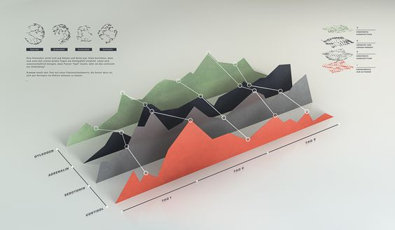 xenius infographics  by Julian Hrankov    Like the colors.
