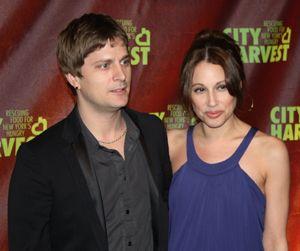 Rob Thomas and his wife Marisol Maldonado