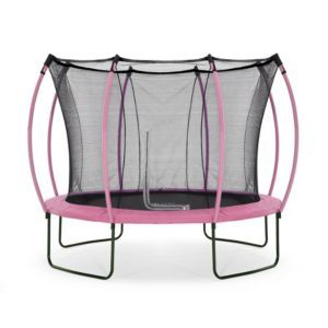 Plum Colours Pink Turquoise 10ft Trampoline Enclosure 10ft