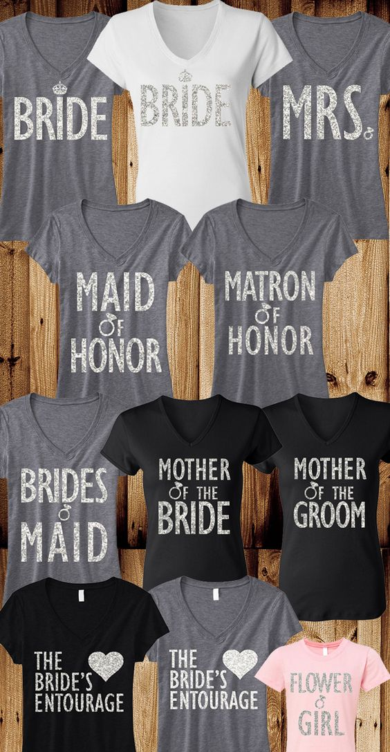 Pick Any 5 #BRIDAL / #WEDDING SHIRTS & Get 15% Off Bundle Deal -- By #NobullWomanApparel, for only $106.95! Click here to buy http://nobullwoman-apparel.com/collections/bridal-shirt-packages/products/bridal-wedding-5-shirts-15-off-bundle: