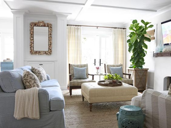 Cool Coastal Living Room Waterleaf Interiors Lovely Living Rooms Largest Home Design Picture Inspirations Pitcheantrous