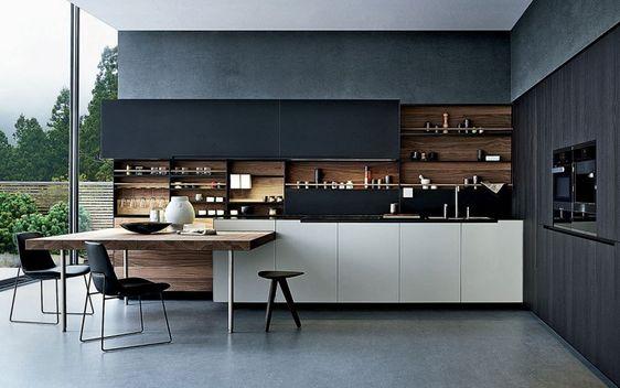 cuisine les nouveaut s des cuisinistes marie claire. Black Bedroom Furniture Sets. Home Design Ideas