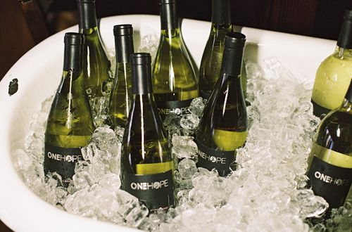 Best Wedding Wine ever!  Support your favorite causes on your wedding day with ONEHOPE.      Wine Wedding Wednesday – Dutch Still Life Inspired Dinner – ONEHOPE Weddings