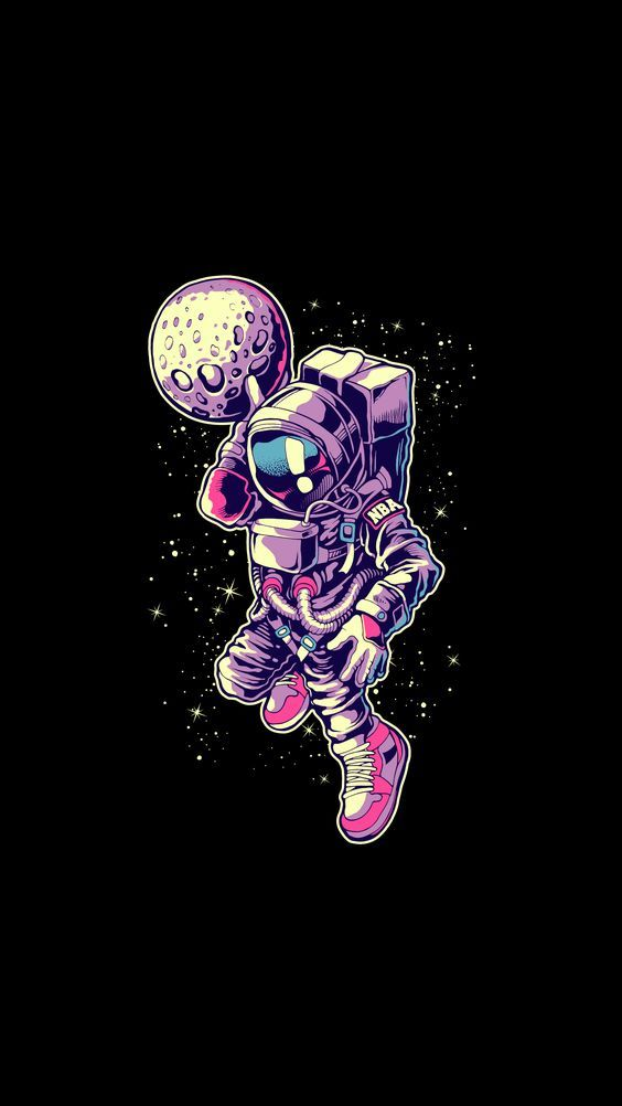 My Black Space Wallpaper Space Astronaut Wallpaper Space Artwork Cool astronaut wallpapers hd