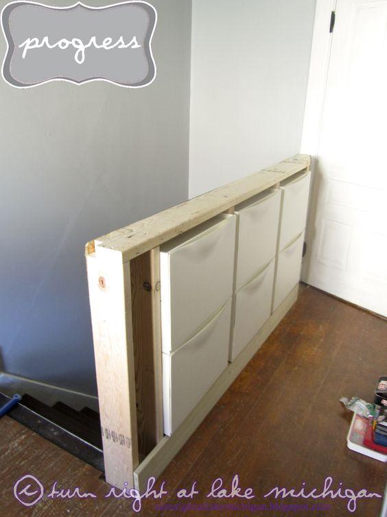 Ikea trones pour l 39 int rieur des portes de placard deco pinterest - Ikea portes de placard ...