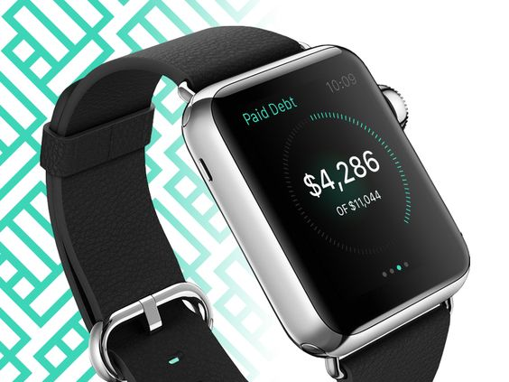 Financial Freedom - Apple Watch by Brian Benitez for Collective Ray