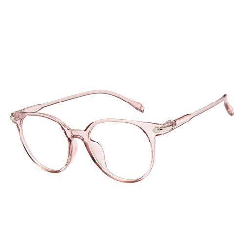 transparent frame glasses - amycoz