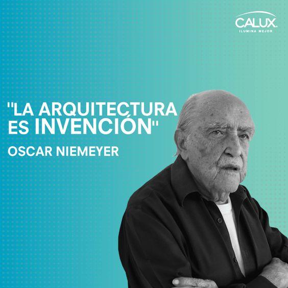 Oscar Niemeyer fue un reconocido arquitecto brasileño.  Seguidor y gran promotor de las ideas de Le Corbusier , es considerado uno de los personajes más influyentes de la arquitectura moderna internacional.