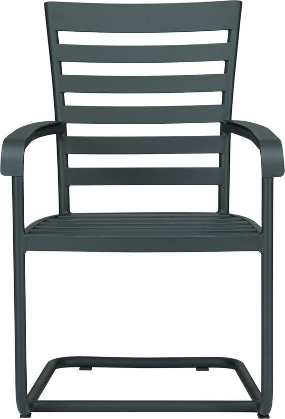 Orleans Spring Chair    Crate and Barrel