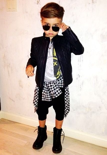MenStyle1- Men's Style Blog - Meet Six-Year-Old Style Icon Alonso Mateo. ...