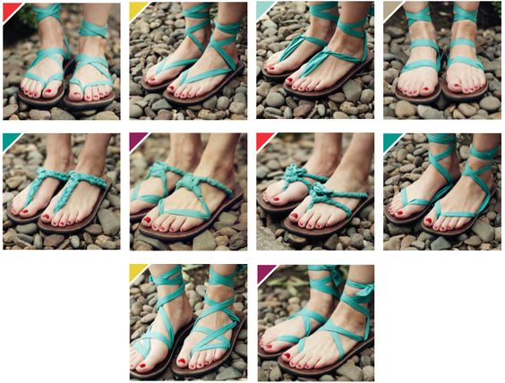 Sseko! These sandals are super cute and fun AND they help women go to college. Check them out and get them!