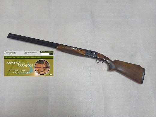 Escopeta De Ocasion Kemen De Trap Cañon 75 En Armeria Parasole Disponemos De Una Muy Buena Ocasión De Segunda Mano Es Escopetas Trap Armas De Fuego