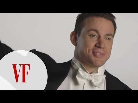"""Vanity Fair: Channing Tatum's Worst-Ever Costume """"The Devil's Condom"""" 