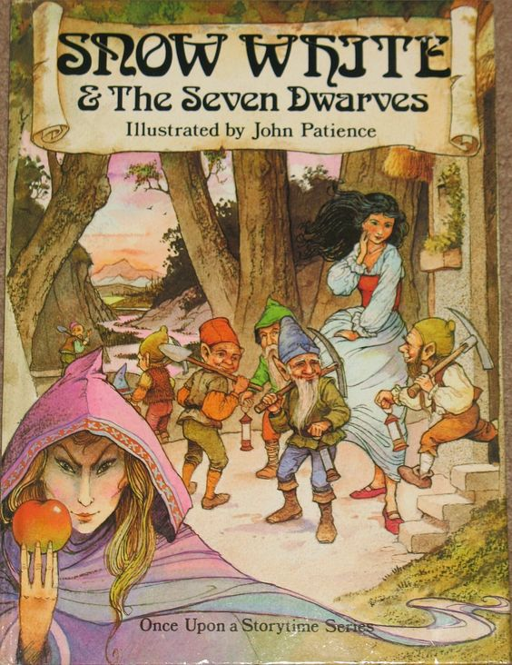 snow white and the seven dwarfs short story pdf
