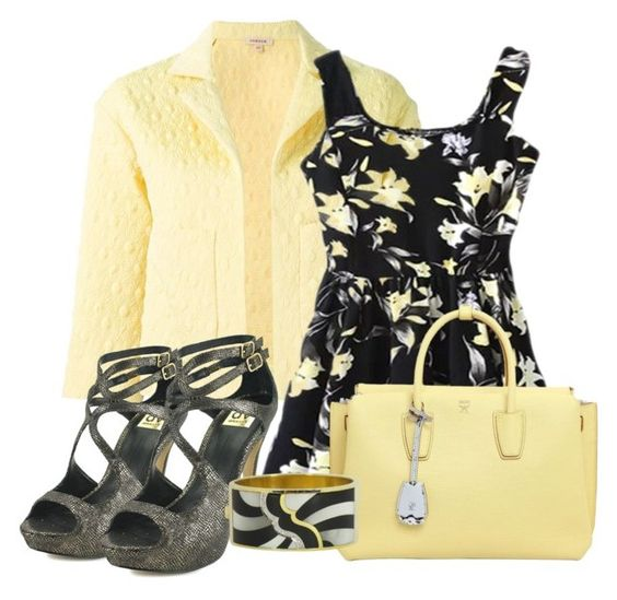 Posey by ljbminime on Polyvore featuring polyvore fashion style P.A.R.O.S.H. Dolce Vita MCM Asch Grossbardt
