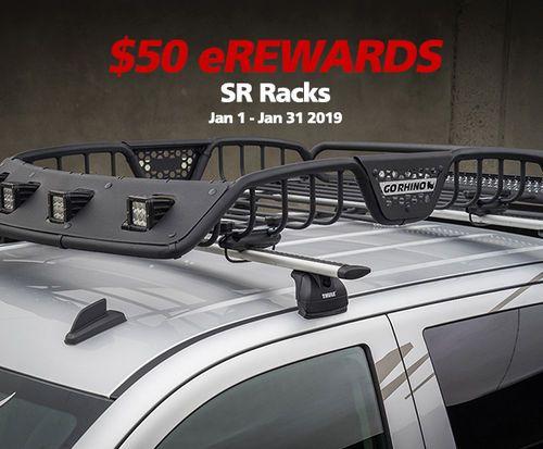Go Rhino Rhino Roof Racks Truck Accessories Roof Rack