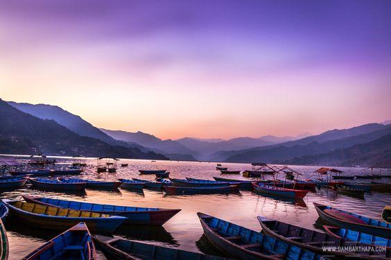 Fewa Lake