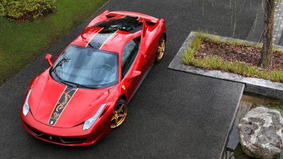 Gallery: Ferrari 458 Italia special edition - BBC Top Gear