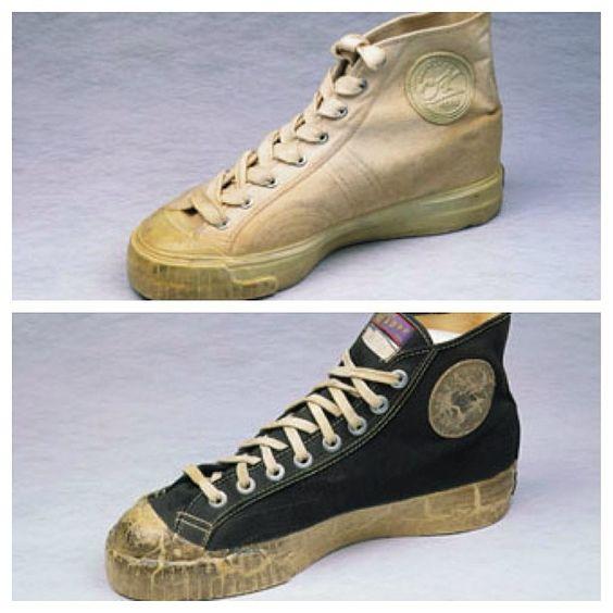 フィル・ナイトが製造した運動靴
