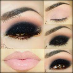 Aurora Amor por el maquillaje - Mini pictorial