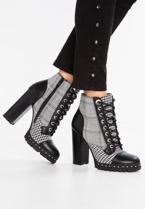 high heels, High heel boots ankle
