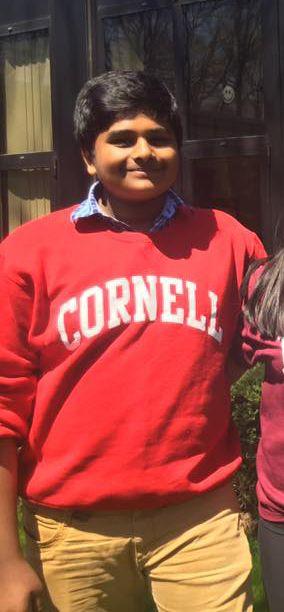 Anuush will study Biomedical Engineering at Cornell University.