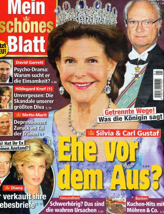 2015: König Carl Gustaf und Königin Silvia von Schweden
