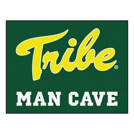 William & Mary Tribe NCAA Man Cave All-Star Floor Mat (34in x 45in)