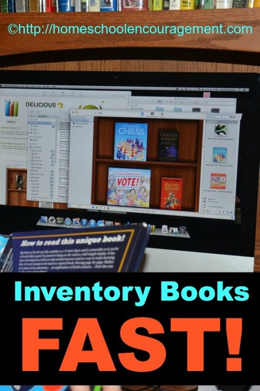 book inventory app for iphone