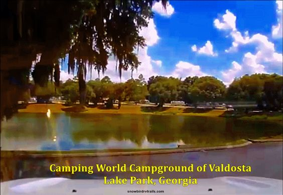 Camping World Campground Valdosta