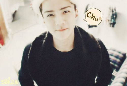 Ohorat Sehun. You're too much perfect :)