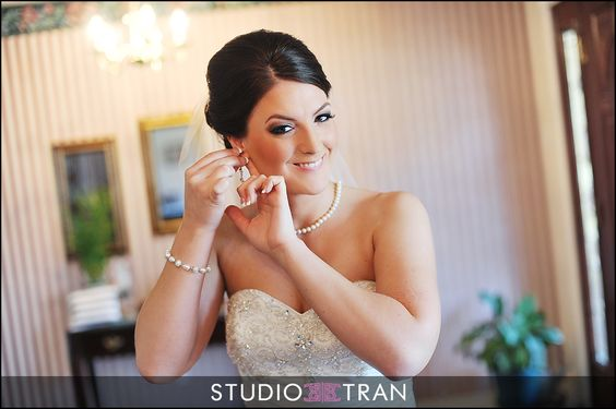 Richard and Megan Married - Studio Tran Photographers