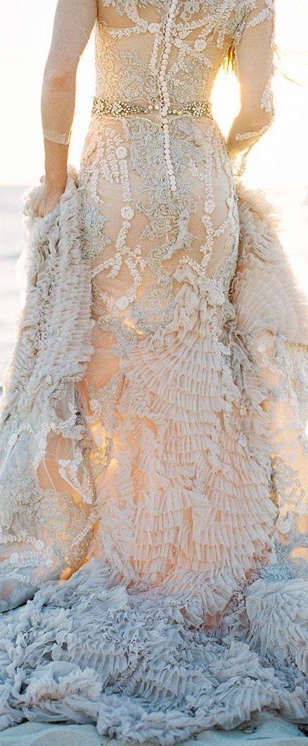 MXM Couture via queenbee1924 ~ Pinterest •