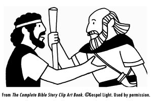 moses death coloring pages - photo#21