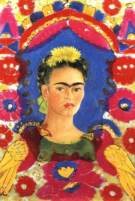 der rahmen l von frida kahlo 1907 1954 mexico frida kahlo gem lde pinterest frida. Black Bedroom Furniture Sets. Home Design Ideas