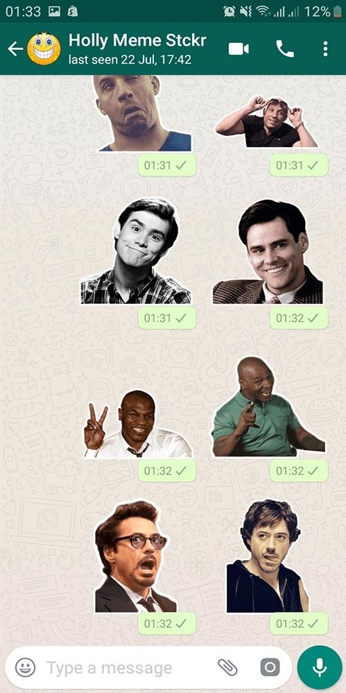 Holly Meme Sticker For Whatsapp Holly Meme Funny Memes About Work Funny Memes