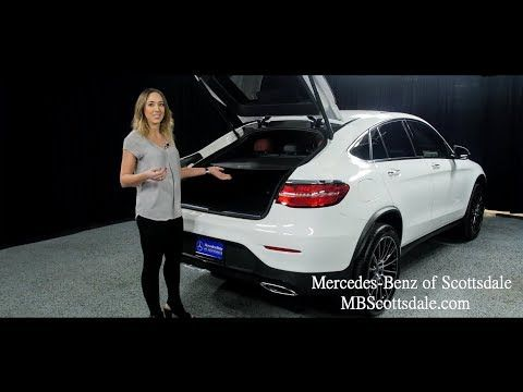 Sleek And Sporty The 2018 Mercedes Benz Glc 300 4matic Coupe