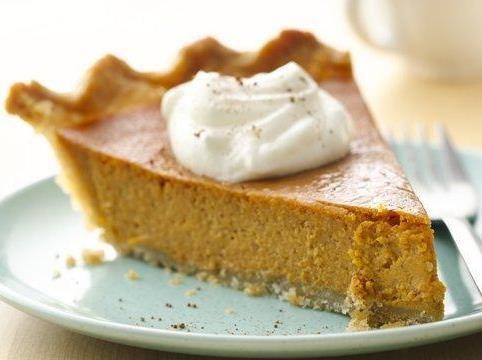Gluten Free Classic Pumpkin Pie- getting ready for a gluten free ...