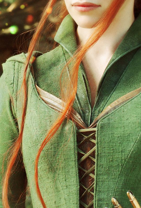 Middle Earth + Costume Details | ©: