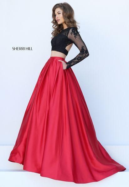 Style 50357 -             Sherri Hill