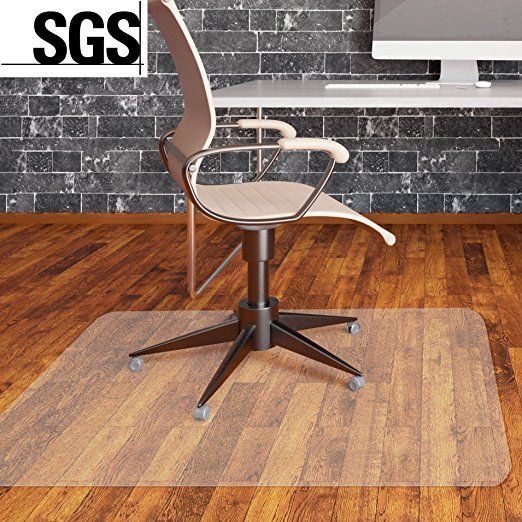 Mvpower Office Chair Mat For Hard Floors Pvc Clear Floor