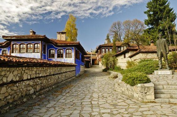 Koprivstitza, Bulgaria.