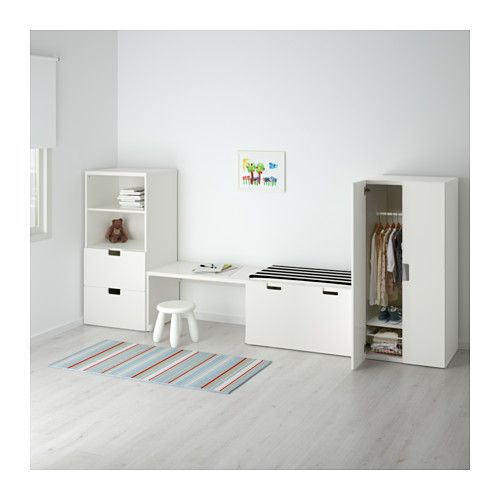 Kinderzimmer ikea  Stuva | Banks, Met and Kids rooms