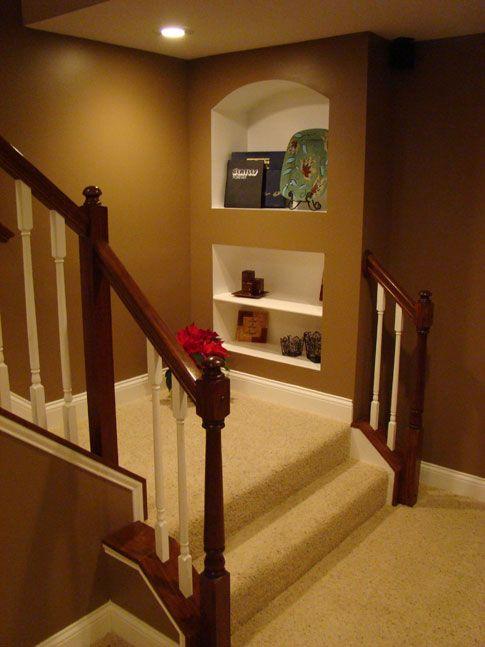 finished basement stairs basement redo ideas basement basement laundry